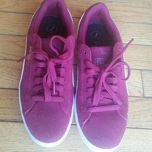 Puma Suede Soft Foam Sneakers